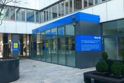 Allianz Storebranding Fassade