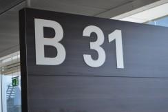 Acryl Buchstaben Flughafen Wien
