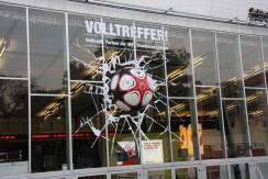 3D Fußball Stadthalle Wien